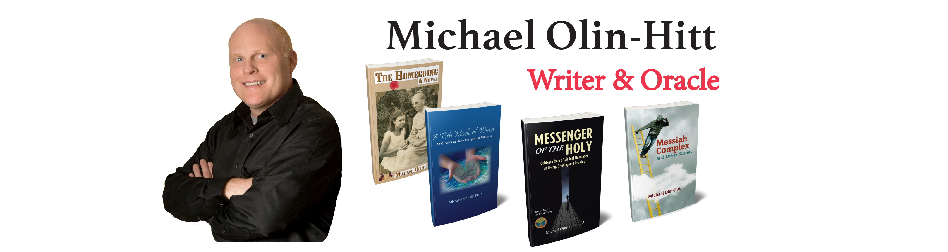 Michael Olin-Hitt, Official Website